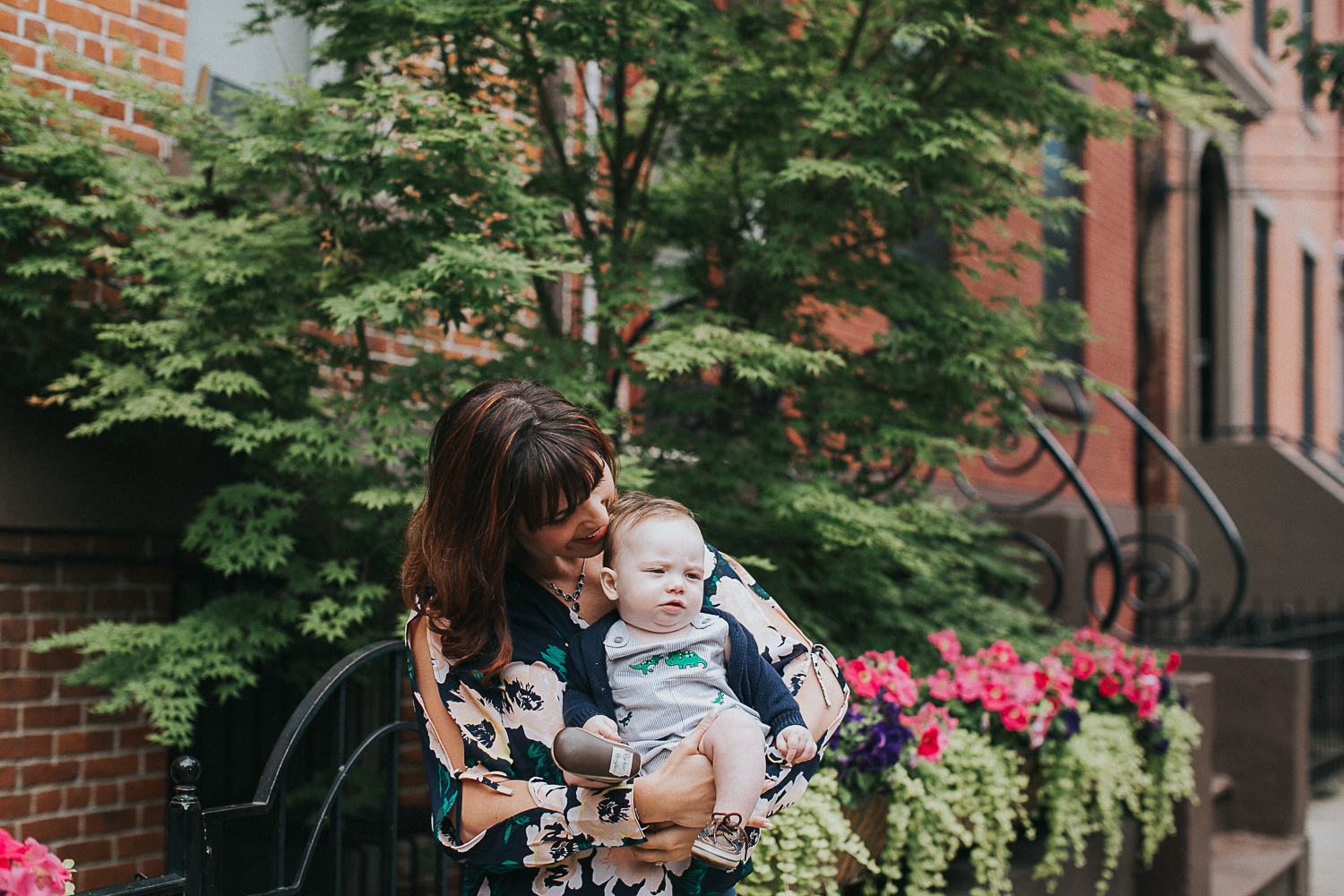 harry potter themed Fun and Casual Jersey City Family portraits